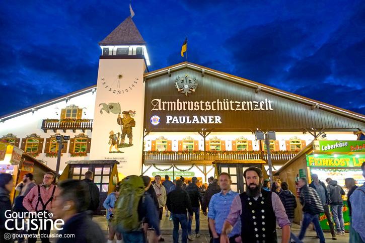 Oktoberfest อ็อกโทเบอร์เฟสต์เทศกาลเบียร์ระดับโลก