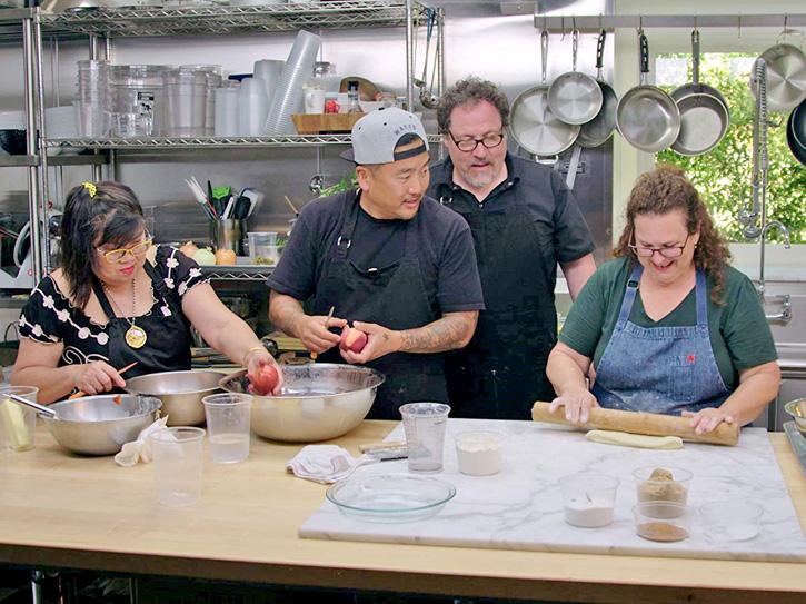 The Chef Show ควงคนดังตะลอนทัวร์ความอร่อย