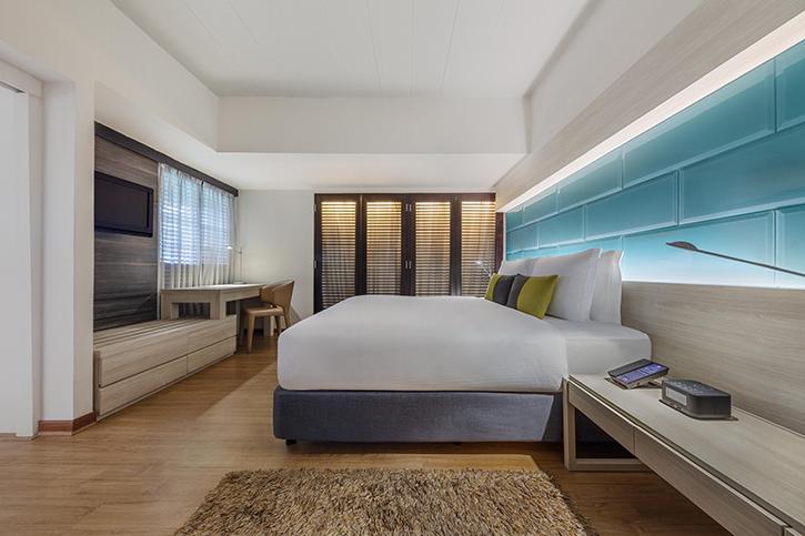 โรงแรม ดับเบิ้ลทรี บาย ฮิลตัน ภูเก็ต บ้านไทย รีสอร์ท