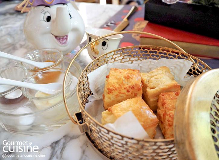 จิบชายามบ่ายในโลกของ Beauty & The Beast กับ A Fairytale Afternoon Tea