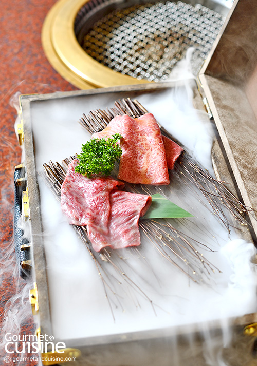 รีวิว 12 คำอร่อยกับโอมากาเสะเนื้อวากิวที่ Tokyo Yakiniku Shoutaian