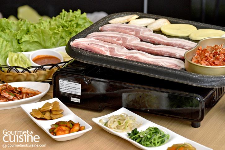 Norang Narang Korean Restaurant