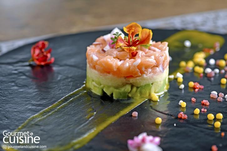 Salmon & Avocado Tartare เมนูสำหรับคนรักสุขภาพของเชฟดานี่ อับดุลคาเลค