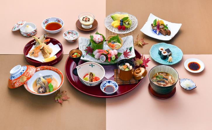 ห้องอาหารยามาซาโตะเชิญทุกท่านมาลิ้มลองอาหารญี่ปุ่นต้นตำรับส่งท้ายฤดูใบไม้ร่วงที่ประเทศญี่ปุ่น