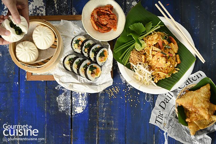 7 อาหารสตรีทฟู้ดสุดอร่อยในเอเชีย
