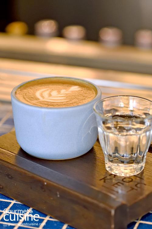 Rocket Coffee Bar อร่อยเรียบง่ายสไตล์สแกนดิเนเวีย