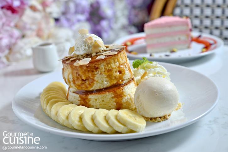 Another Day Desserts ละเลียดของหวานในคาเฟ่ดอกไม้แห่งใหม่ที่ The EmQuatier