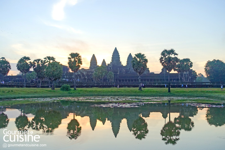 Siem Reap Moments 3 วันในเสียมราฐ