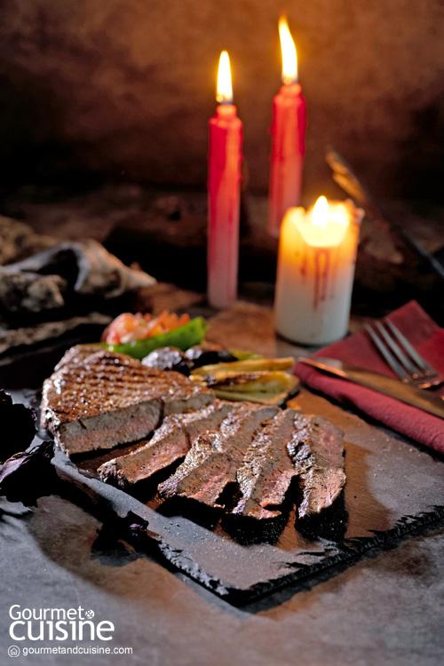 สเต็กเนื้อไทย