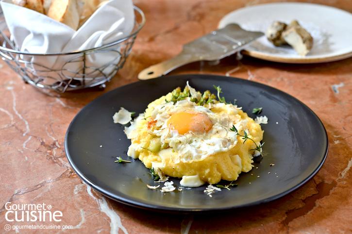 """ช่วงเวลาแห่งความอร่อยของ White Truffle ที่ """"Rossano's Italian Cuisine"""""""