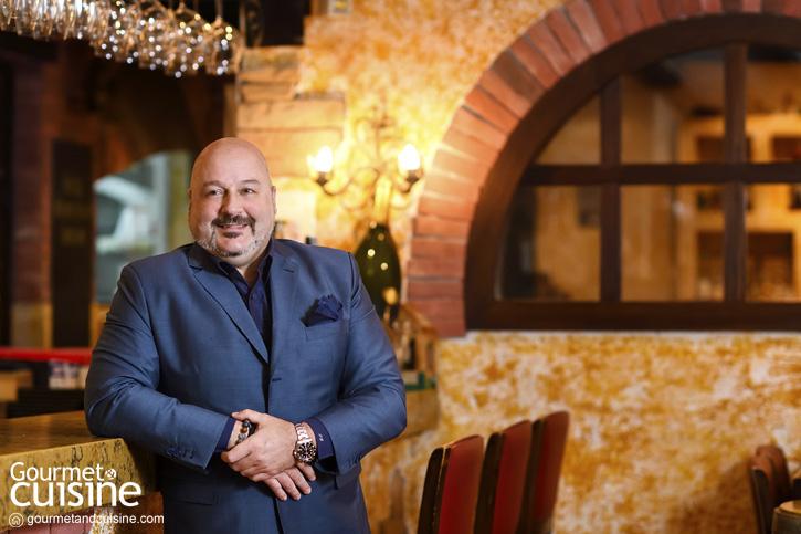 My Happy Workplace ทำให้ทุกที่มีความสุขตามสไตล์ปิแอร์จอร์จิโอ ลาทรุย (Piergiorgio Lattuille)