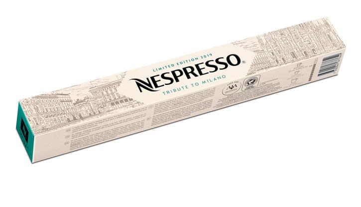 เนสเพรสโซ ลิมิเต็ด อิดิชั่น TRIBUTE TO MILANO (ทริบิวต์ ทู มิลาโน)