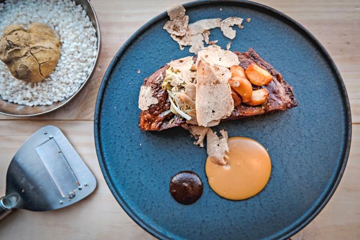 ยกระดับความอร่อยในเมนูต่างๆด้วยเห็ดทรัฟเฟิล ณ ห้องอาหารชาร์ ในเดือนพฤศจิกายน ไปจนถึง ธันวาคม