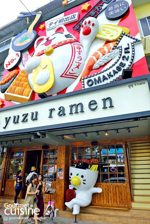 Yuzu Ramen Thailand