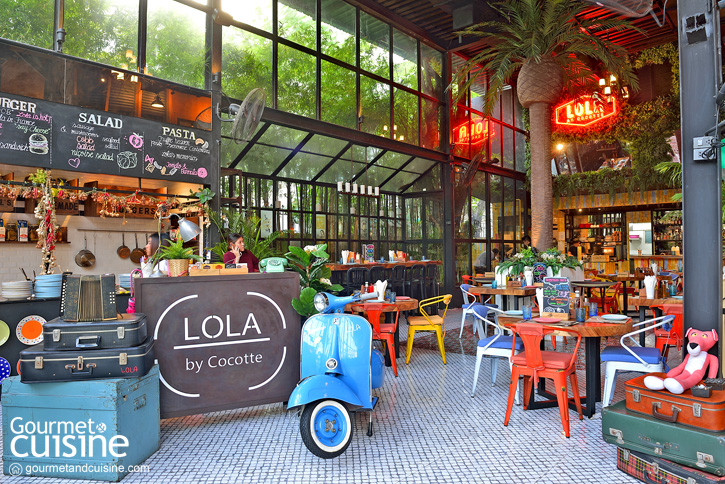 LOLA by Cocotte