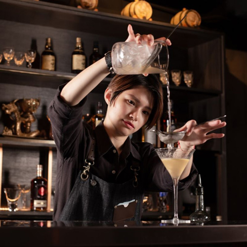 Grace Tsai presented by Star of Bombay Gin @ Asia Today Bar