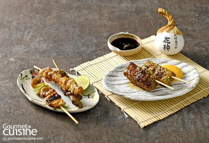 """""""Yummy Yakitori"""" ไก่เสียบไม้ย่างเมนูขวัญใจชาวญี่ปุ่น"""