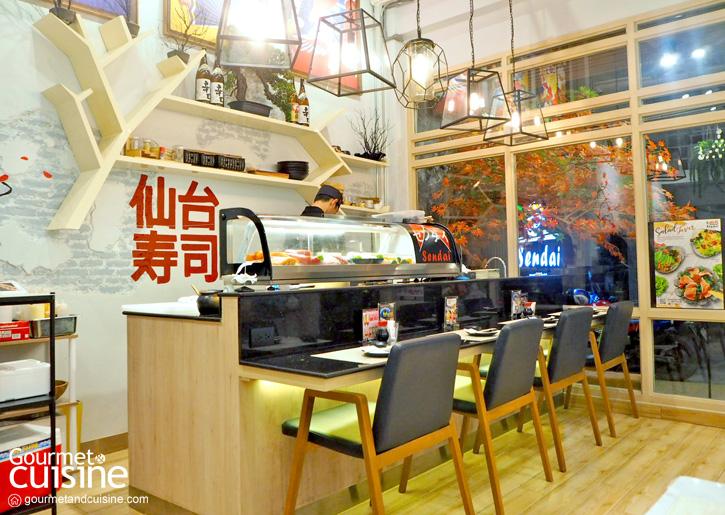 Sendai Sushi Bar