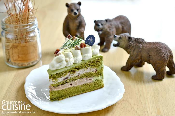 """""""Three Bears Pastry"""" คาเฟ่น่ารักน่านั่งในซอยสุขสวัสดิ์ 30"""