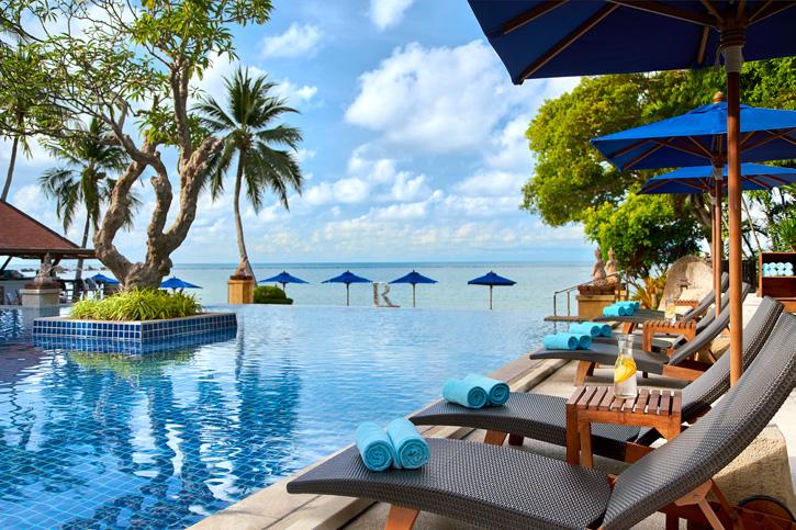 เรเนซองส์ เกาะสมุย รีสอร์ท แอนด์ สปา ชวนฉลองเทศกาลแห่งความสุขอย่างมีสไตล์ริมชายหาดเกาะสมุย