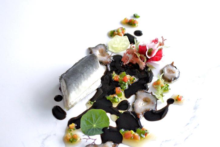 แฌม บาย ฌอง-มิเชล โลรอง ห้องอาหารฝรั่งเศสไฟน์ไดน์นิ่งชั้นเลิศกับอาหารคอร์สเมนูพิเศษ