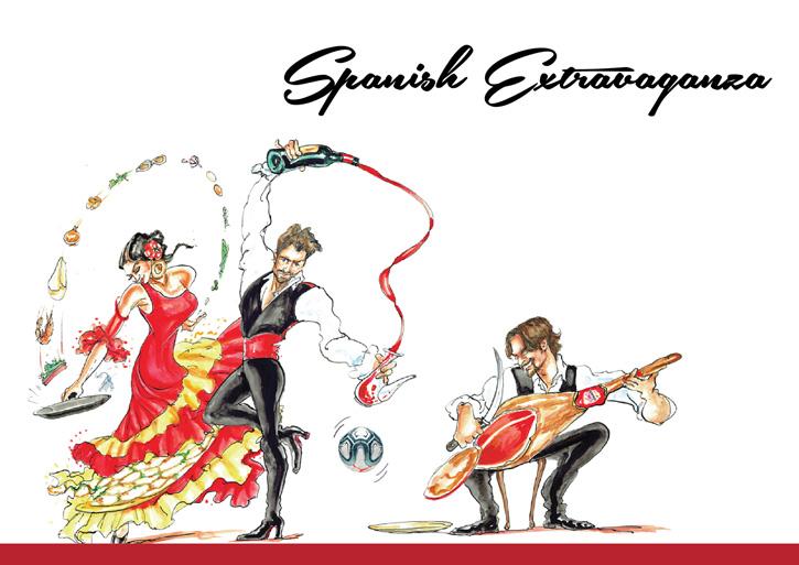 Spanish Extravaganza