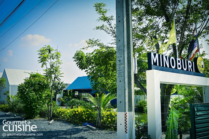 """""""Minoburi"""" คอมมูนิตีสุดน่ารัก ที่เที่ยวใหม่ในย่านมีนบุรี"""