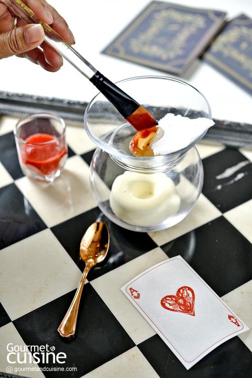 Le Lapin Bangkok อาหารจากจินตนาการของ 2 สาวมาสเตอร์เชฟไทยแลนด์