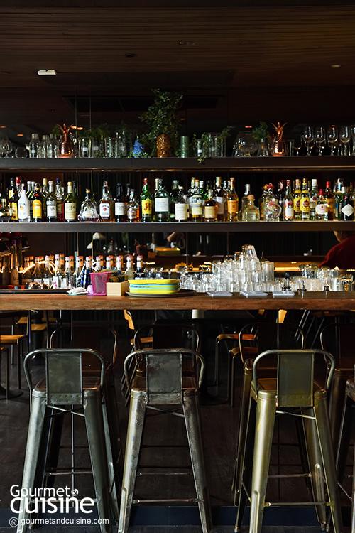 Abelle Bar & Bistro กิน-ดื่มครบจบที่เดียว