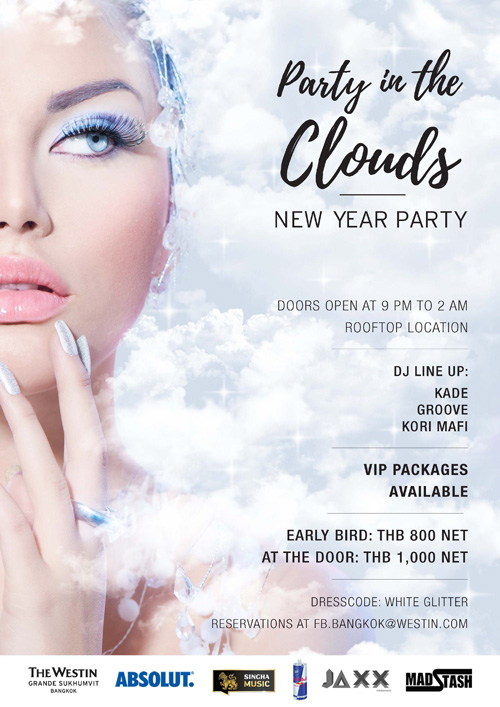 Party in the Clouds - The Westin Grande Sukhumvit
