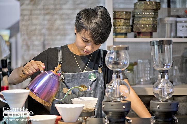 """กระทรวงไหนก็ไม่ชิลเท่า """"กระทรวงการคั่ว"""" น้องใหม่เครือ Café by Chiangmai"""