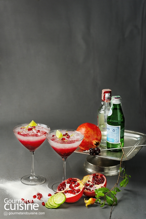 Pomegranate Sparkle