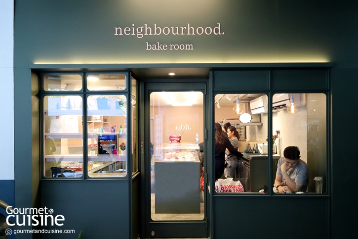 Neighbourhood Bakeroom
