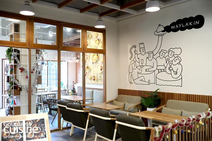 Waylakin Cafe