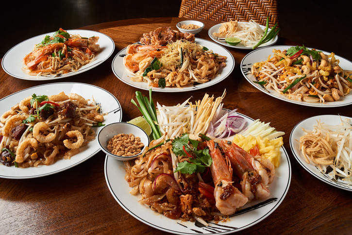 ห้องอาหาร ยู แอนด์ หมี่ ขอเสนอเมนูผัดไทยหลากหลายรสชาติ ในระหว่างวันที่ 3 – 31 มกราคม 63