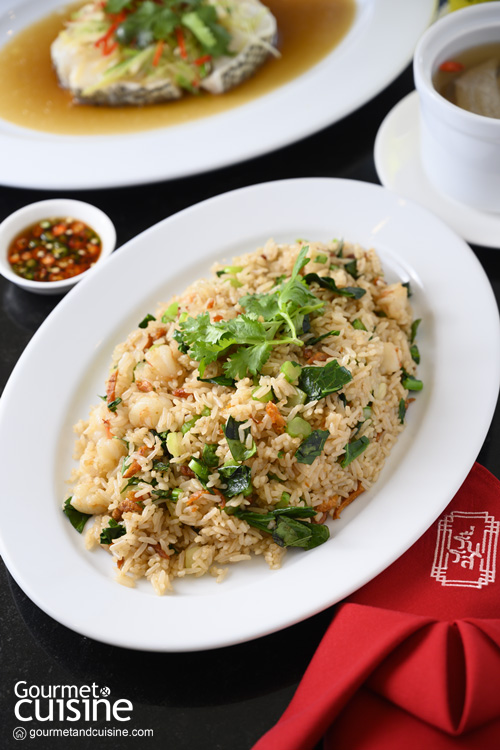 """""""รื่นรส"""" ความอร่อยตำรับจีนแต้จิ๋วกับสาขาใหม่ที่ The Market"""