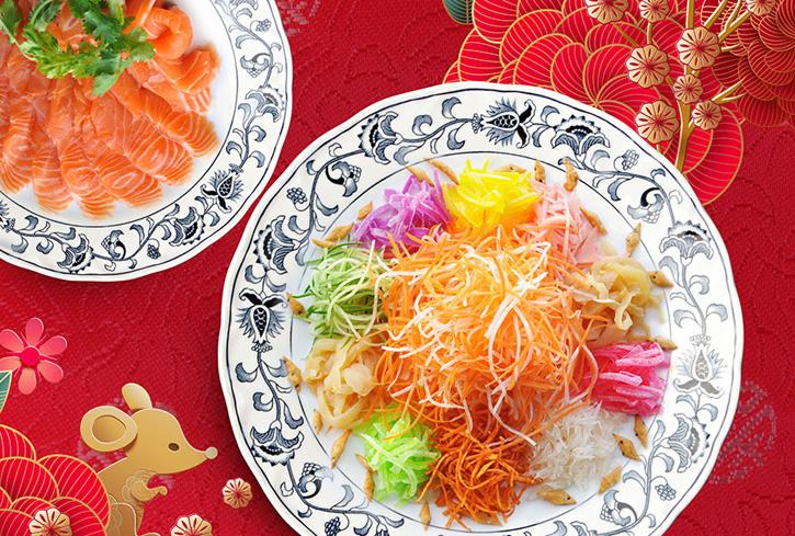 เฉลิมฉลองเทศกาลตรุษจีน 2563 ณ โรงแรมคราวน์ พลาซ่า กรุงเทพฯ ลุมพินีพาร์ค