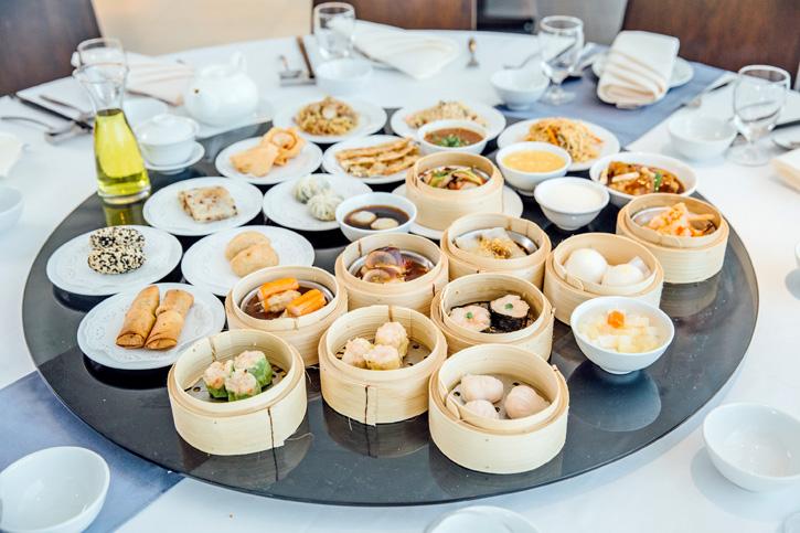 ฉลองเทศกาลตรุษจีนต้อนรับปีชวด กับบุฟเฟ่ต์อาหารจีนมงคลรสเลิศ ณ ห้องอาหารแทพเพสทรี
