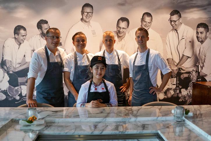 โรงแรม ดิ โอกุระ เพรสทีจ กรุงเทพฯ ประกาศรับสมัครนิสิต นักศึกษา เข้าร่วมแข่งขันทำอาหาร ชิงทุนศึกษาดูงานที่ โรงแรม โฮเทล โอกุระ อัมสเตอร์ดัม