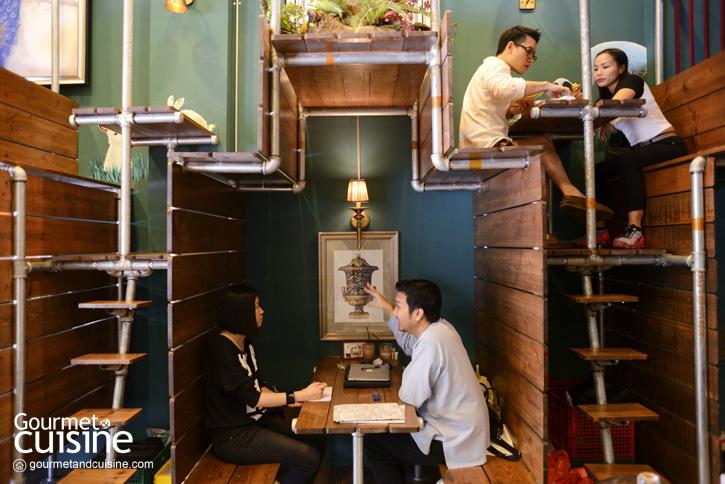 Lhong Tou Café