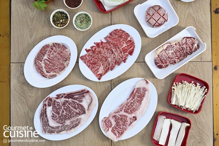 ที่สุดของเนื้อดีต้องที่ Best Beef (สาขาใหม่บางแค) Best Beef Best Price Best Wagyu