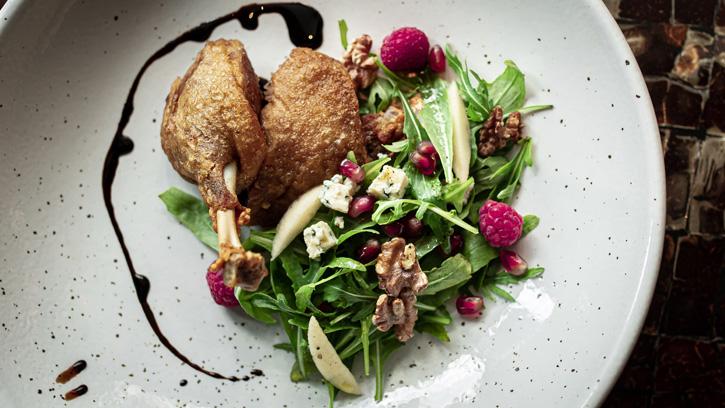 เปิดประสบการณ์ใหม่ เริ่มต้นปีกับเมนูอาหารเลิศรส ณ โรงแรมรอยัลออคิด เชอราตัน