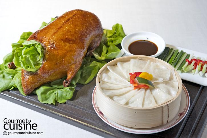 ชวนลิ้มรสอาหารจีนในบรรยากาศย้อนยุค The China House