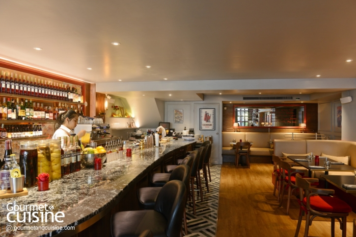 1919 Italian Bar & Restaurant มุมแฮงก์เอาท์ใหม่ย่านสีลม-สาทร