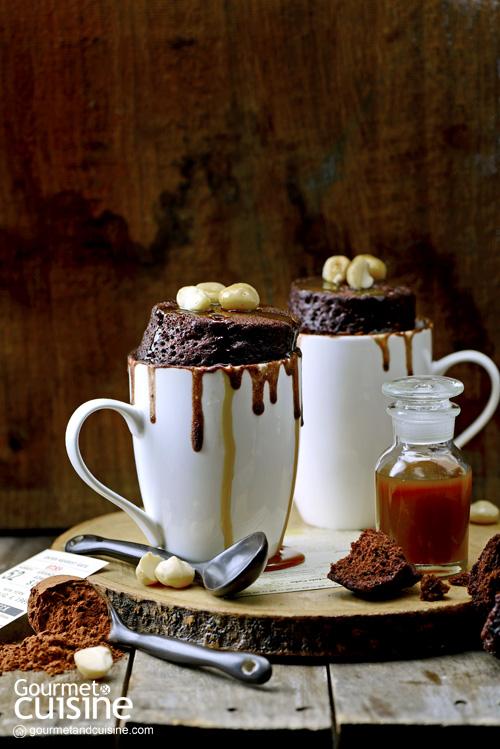 10 เมนูสุดยอดเค้กช็อกโกแลต