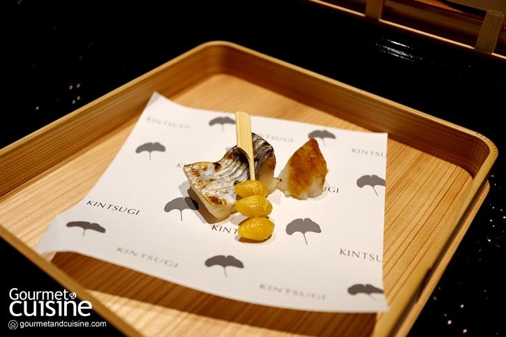 """ลิ้มรสชาติไคเซกิแบบร่วมสมัยฝีมือ """"เจฟฟ์ แรมซีย์"""" ที่ """"Kintsugi Bangkok by Jeff Ramsey"""""""