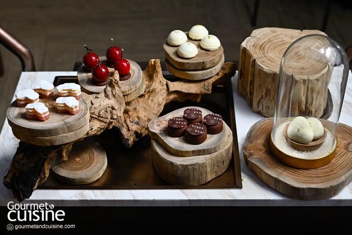 Stage (สตาช) กับอาหารสไตล์นอร์ดิก พร้อมกิมมิกแบบ Casual fine dining จากเชฟเจย์ – สายนิสา