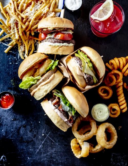 25 Degrees Burger Bar