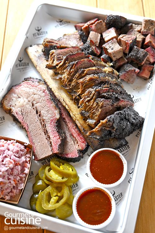 Bun Meat and Cheese x The Pit Master สโมกเฮาส์เพื่อคนรักเนื้อ