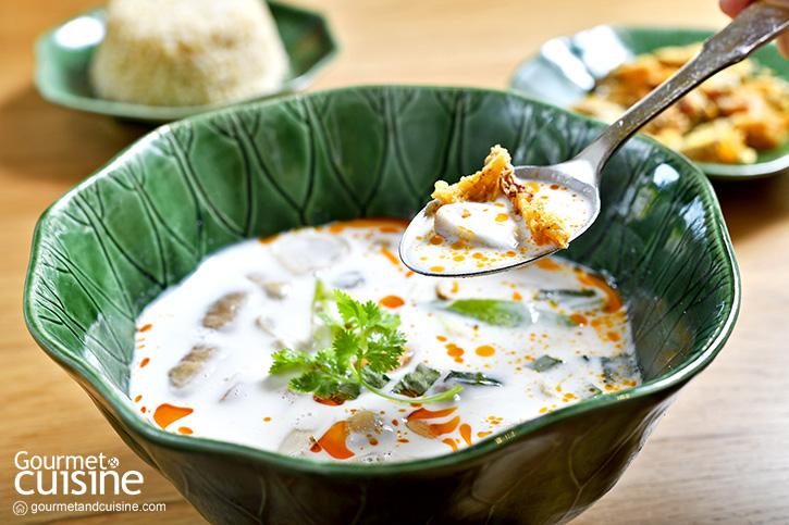 สุพรรณิการ์ อาหารไทยย่านเจริญกรุงตำรับอร่อยจากเมืองตราด